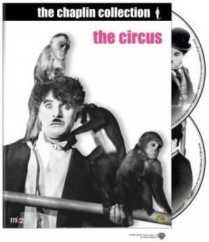 Обложка к фильму Цирк (The Circus)