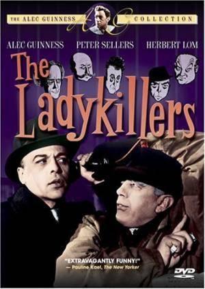 Лучшие фильмы   Убийцы леди (The Ladykillers)