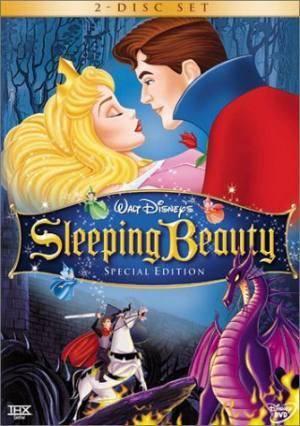 Обложка к фильму Спящая красавица (Sleeping Beauty)