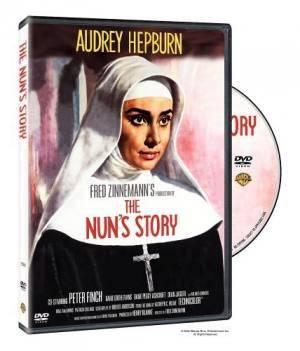 Обложка к фильму История монахини (The Nun's Story)