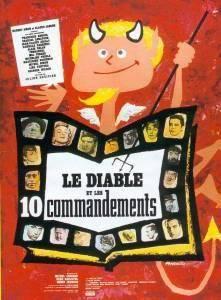Новые фильмы  Дьявол и десять заповедей (Diable et les dix commandements, Le)