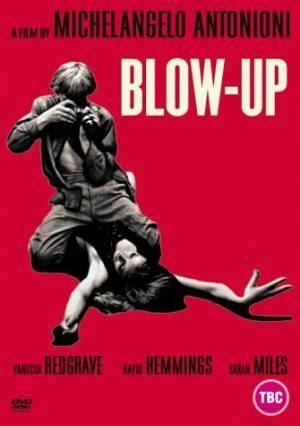 Обложка к фильму Фотоувеличение (Blow Up)