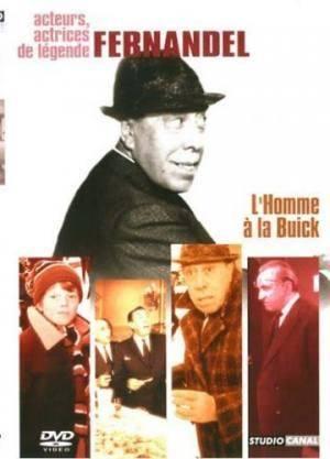 Обложка к фильму Человек с бьюиком (Homme à la Buick, L')