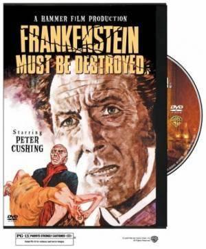 О фильме Франкенштейн должен быть уничтожен (Frankenstein Must Be Destroyed)