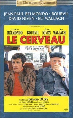 Обложка к фильму Супермозг (Cerveau, Le)
