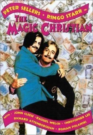Обложка к фильму Волшебный христианин (The Magic Christian)