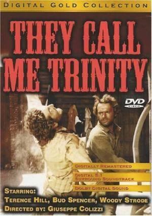 Новые фильмы  Меня зовут Троица (They Call Me Trinity)