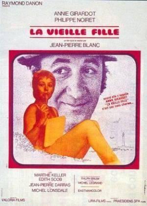 Киноафиша Старая дева (Vieille fille, La)