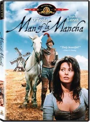 Киноафиша Человек из Ла Манчи (Man of La Mancha)