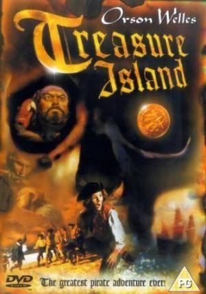 Обложка к фильму Алмазный остров (Treasure Island)