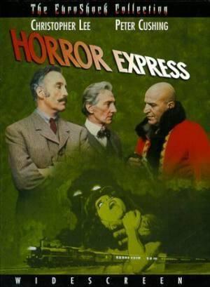 Обложка к фильму Экспресс ужаса (Horror Express)