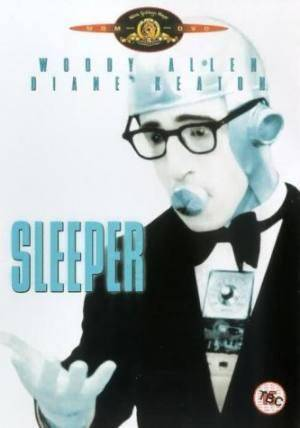 Киноафиша Спящий (Sleeper)