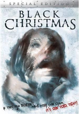 Киноафиша Черное Рождество (Black Christmas)