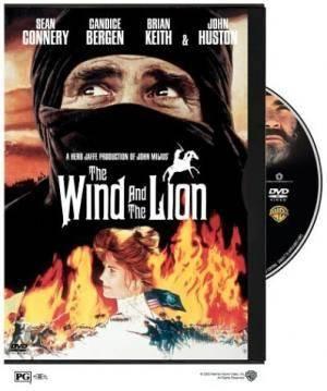 Новые фильмы  Ветер и лев (The Wind and the Lion)