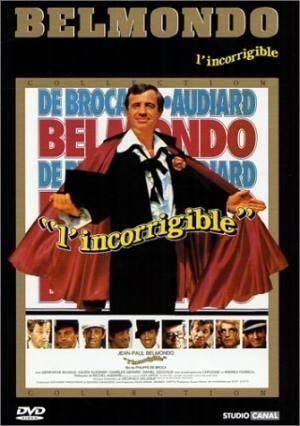 Обложка к фильму Неисправимый (Incorrigible, L')