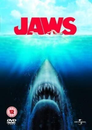 Обложка к фильму Челюсти (Jaws)