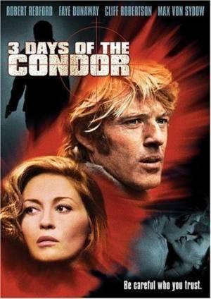 Новые фильмы  Три дня Кондора (Three Days of the Condor)
