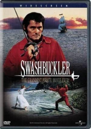 Обложка к фильму Флибустьер (Swashbuckler)