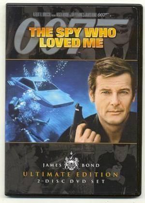 Киноафиша Шпион, который меня любил (The Spy Who Loved Me)