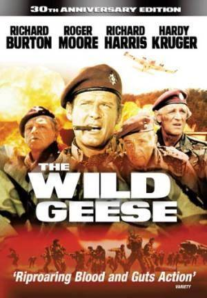 Кино Дикие гуси (The Wild Geese)