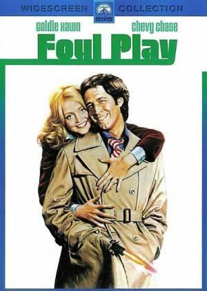 Обложка к фильму Грязная Игра (Foul Play)