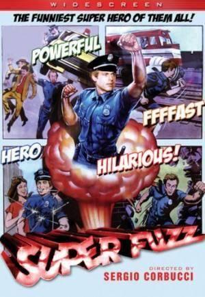 Обложка к фильму Суперполицейский (Poliziotto superpiù)