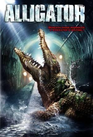 Обложка к фильму Аллигатор (Alligator)