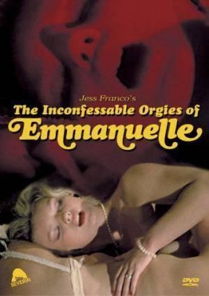 Новые фильмы  Тайные оргии Эммануэль (Orgías inconfesables de Emmanuelle, Las)