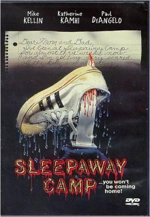 Киноафиша Спящий лагерь (Sleepaway Camp)