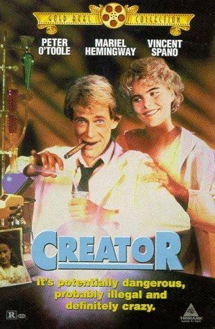 Обложка к фильму Создатель (Creator)