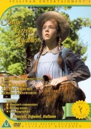 Киноафиша Энн из Зеленых крыш (Anne of Green Gables)