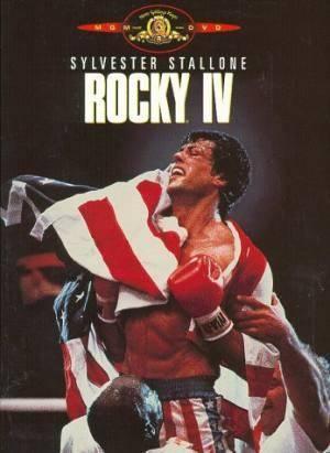 Обложка к фильму Рокки IV (Rocky IV)