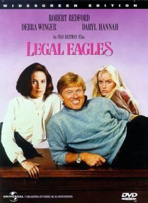 Новинки фильмов Орлы юриспруденции (Legal Eagles)