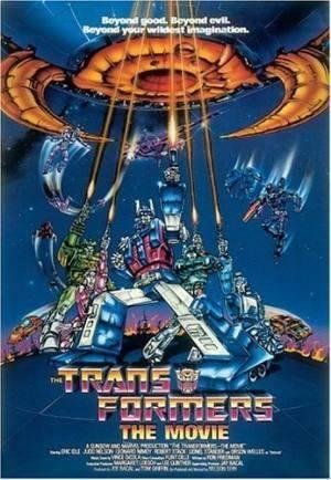 Новые фильмы  Трансформеры (The Transformers: The Movie)
