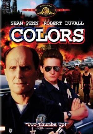 Обложка к фильму Цвета (Colors)