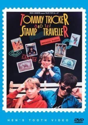 Обложка к фильму Томми-хитрец - путешественник на марке (Tommy Tricker and the Stamp Traveller)