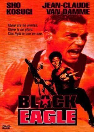 Киноафиша Черный орел (Black Eagle)