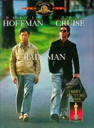 Фильмы с Томом Крузом Человек дождя (Rain Man)