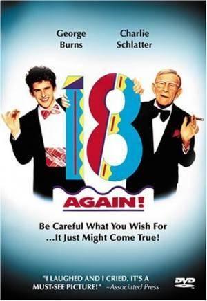 Обложка к фильму Снова 18 (18 Again!)