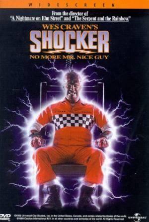 Обложка к фильму Электрошок (Shocker)