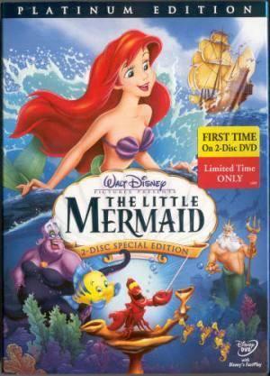 Новинки фильмов Русалочка (The Little Mermaid)
