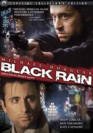 Лучшие фильмы   Черный дождь (Black Rain)