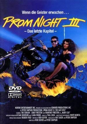 Кино Школьный бал 3: Последний поцелуй (Prom Night III: The Last Kiss)