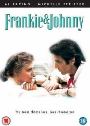 Киноафиша Фрэнки и Джонни (Frankie and Johnny)