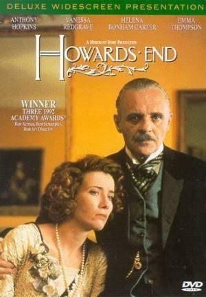 Обложка к фильму Усадьба Хауардс-Энд (Howards End)