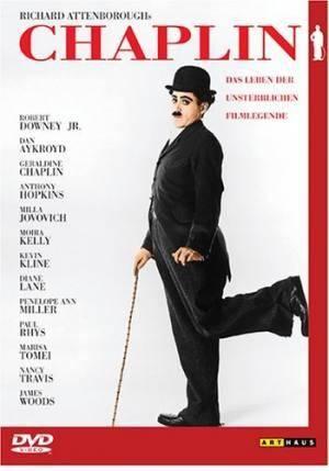 Новые фильмы  Чаплин (Chaplin)