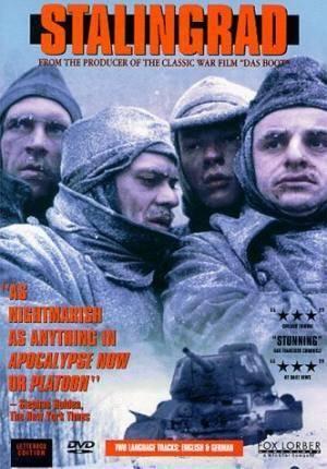Киноафиша Сталинград (Stalingrad)