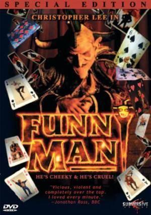 Обложка к фильму Шутник (Funny Man)