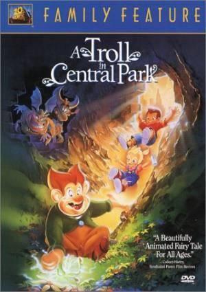 Новые фильмы  Тролль в центральном парке (A Troll in Central Park)