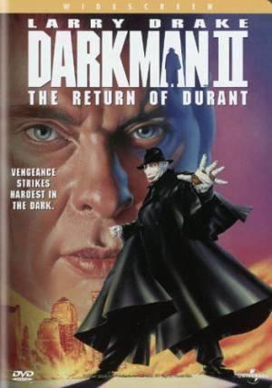 Обложка к фильму Человек тьмы 2 (Darkman II: The Return of Durant)